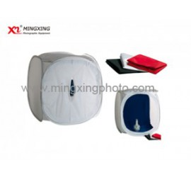 Лайт-куб Mingxing Light tent (with four backgrounds) 75x75x75 cm