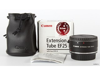 Макрокольцо CANON Extension Tube EF 25 II. Обзор